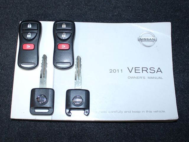 2011 Nissan Versa 1.8 S Kensington, Maryland 96