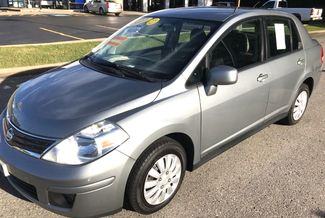 2011 Nissan Versa S Knoxville, Tennessee 2