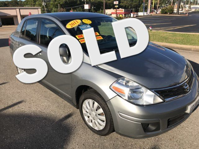2011 Nissan Versa S Knoxville, Tennessee