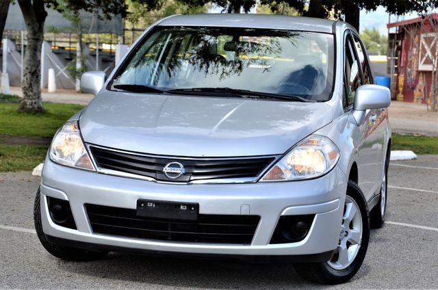 2011 Nissan Versa 1.8 SL NAVI Reseda, CA 6
