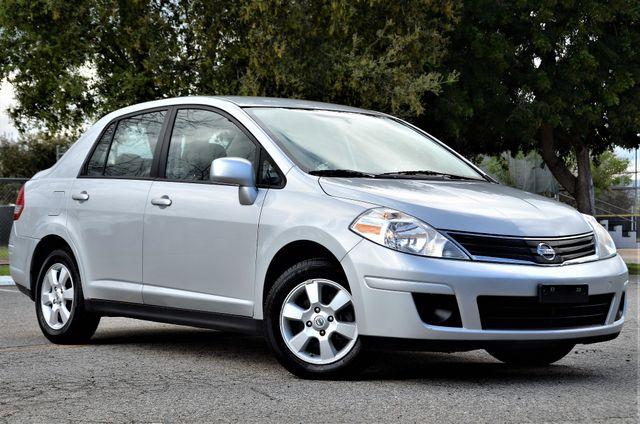 2011 Nissan Versa 1.8 SL NAVI Reseda, CA 17