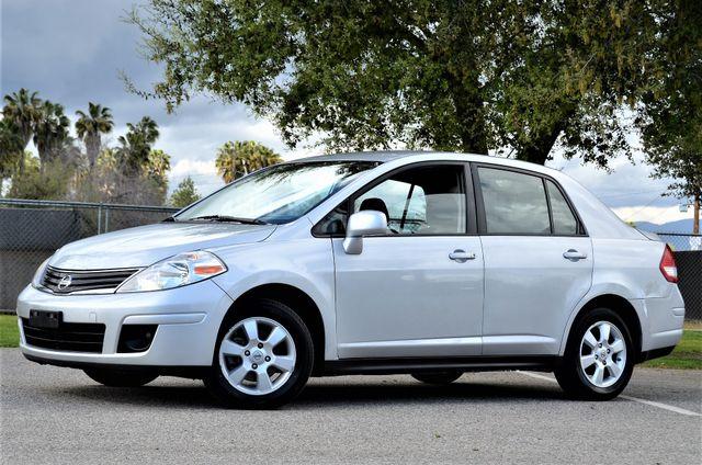 2011 Nissan Versa 1.8 SL NAVI Reseda, CA 8