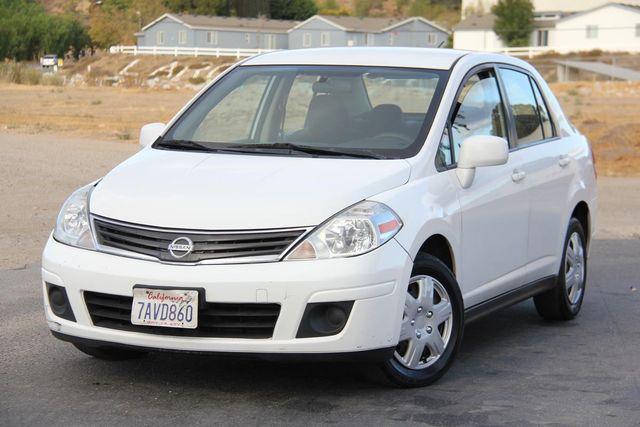 2011 Nissan Versa 1.8 S Santa Clarita, CA 4