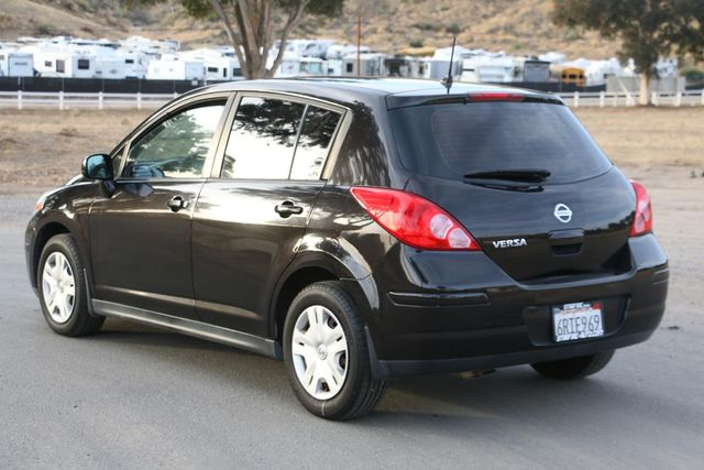 2011 Nissan Versa 1.8 S Santa Clarita, CA 5