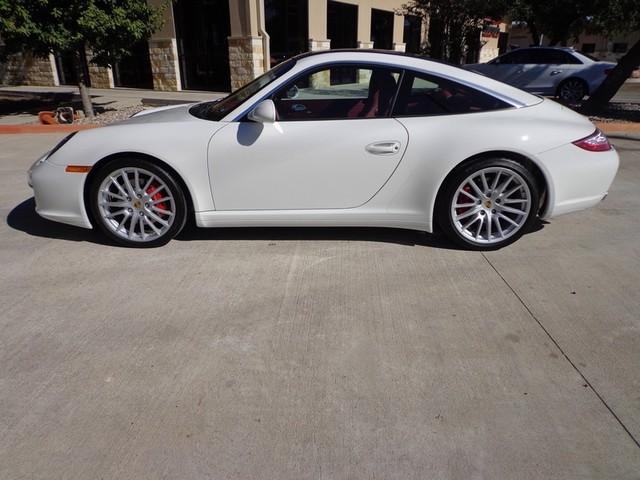 2011 Porsche 911 Targa 4S Austin , Texas 4