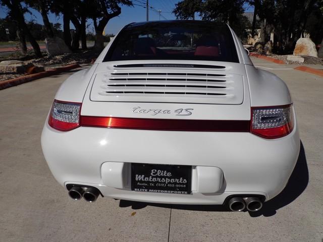 2011 Porsche 911 Targa 4S Austin , Texas 10