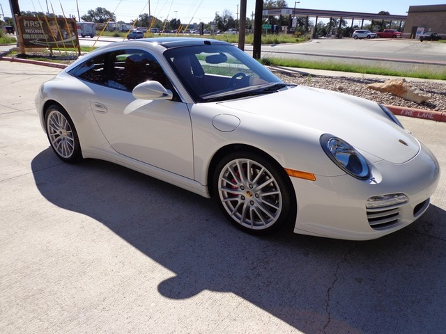 2011 Porsche 911 Targa 4S Austin , Texas 1