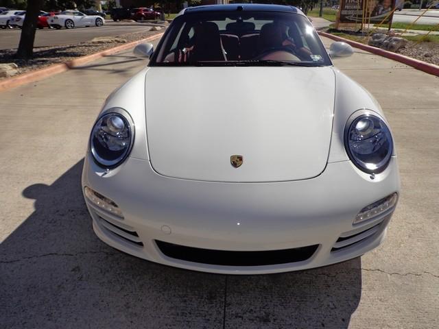 2011 Porsche 911 Targa 4S Austin , Texas 6
