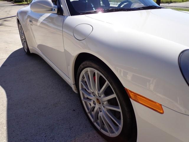 2011 Porsche 911 Targa 4S Austin , Texas 8
