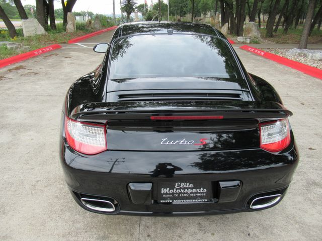 2011 Porsche 911 S Turbo Austin , Texas 8