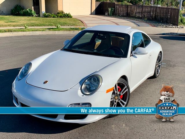 2011 Porsche 911 CARRERA S 36K MLS NAVIGATION NEW TIRES SERVICE RECORDS