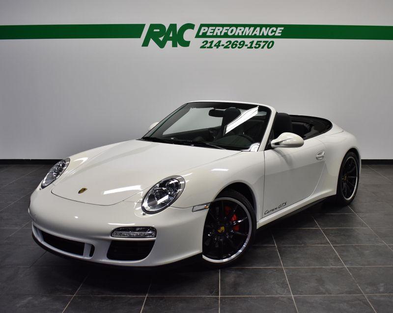 2011 Porsche 911 Carrera GTS Cabriolet