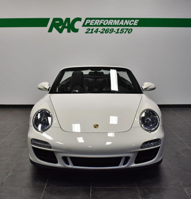2011 Porsche 911 Carrera GTS Cabriolet in Carrollton, TX
