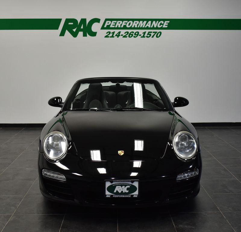 2011 Porsche 911 Carrera S Cabriolet in Carrollton, TX