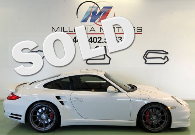 2011 Porsche 911 Turbo Longwood, FL 0