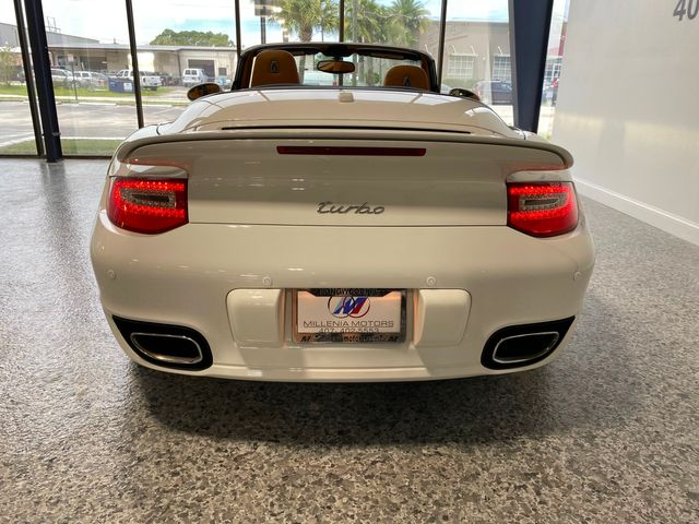 2011 Porsche 911 Turbo Longwood, FL 5