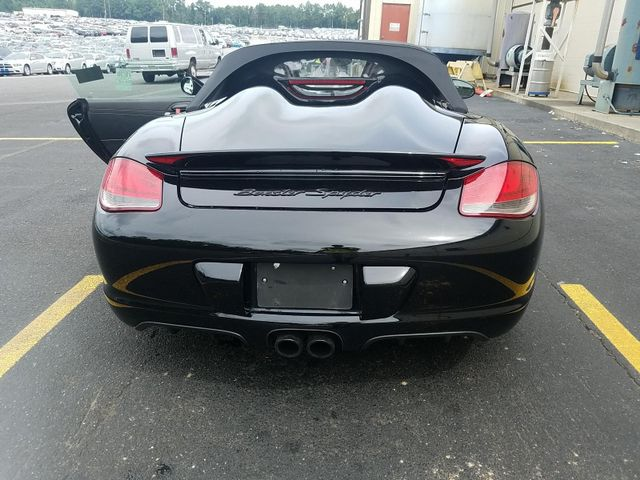 2011 Porsche Boxster Spyder Longwood, FL 4