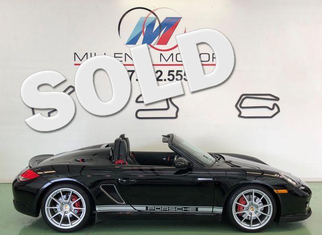 2011 Porsche Boxster Spyder Longwood, FL