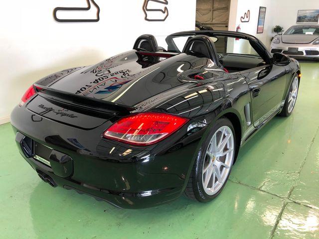 2011 Porsche Boxster Spyder Longwood, FL 10