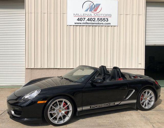2011 Porsche Boxster Spyder Longwood, FL 42