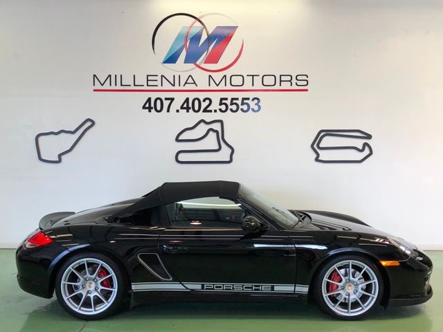 2011 Porsche Boxster Spyder Longwood, FL 49