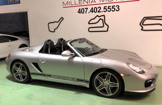 2011 Porsche Boxster Spyder Longwood, FL 1