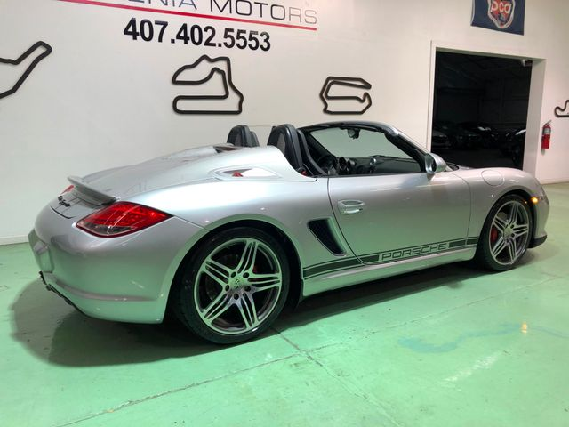 2011 Porsche Boxster Spyder Longwood, FL 11