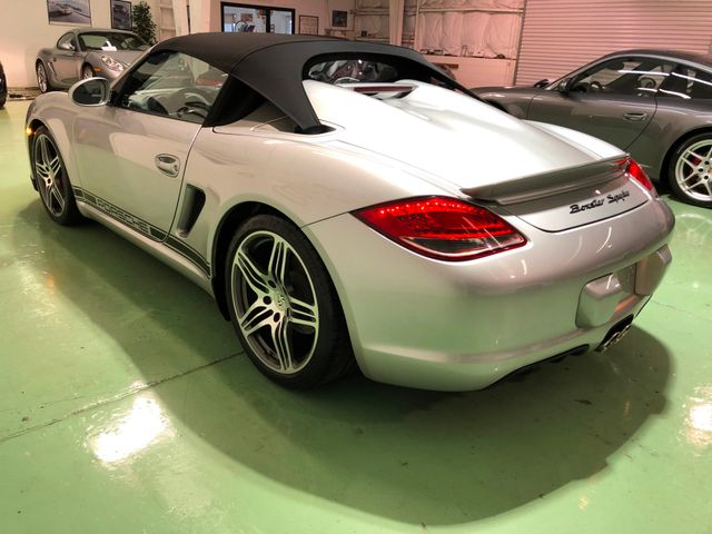 2011 Porsche Boxster Spyder Longwood, FL 34