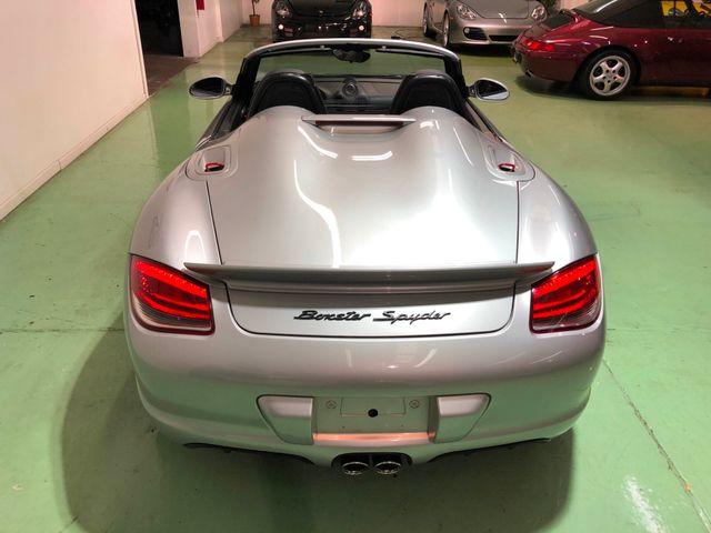 2011 Porsche Boxster Spyder Longwood, FL 8