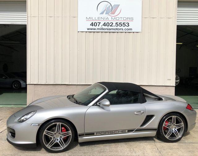 2011 Porsche Boxster Spyder Longwood, FL 48