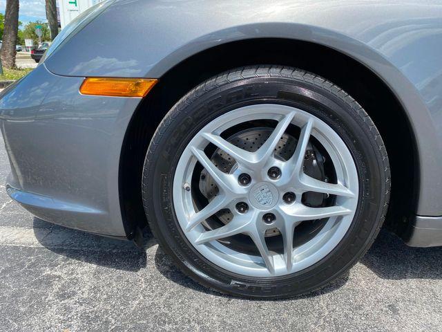 2011 Porsche Boxster Longwood, FL 38