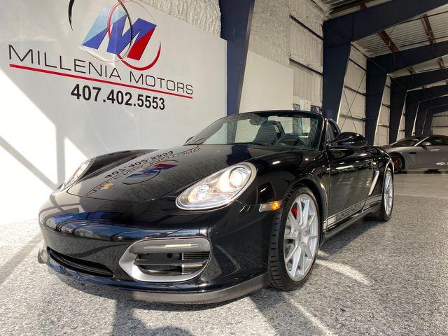 2011 Porsche Boxster Spyder Longwood, FL 13