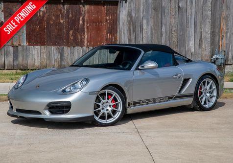 2011 Porsche Boxster Spyder in Wylie, TX
