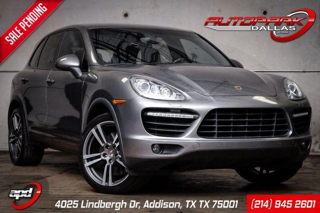 2011 Porsche Cayenne Turbo in Addison, TX 75001