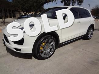 2011 Porsche Cayenne Turbo Austin , Texas