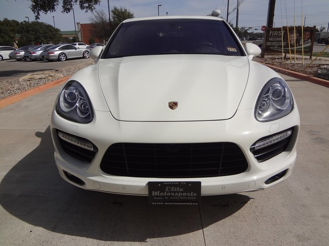 2011 Porsche Cayenne Turbo Austin , Texas 8