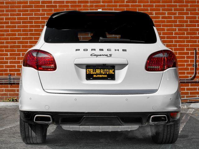 2011 Porsche Cayenne S Burbank, CA 3