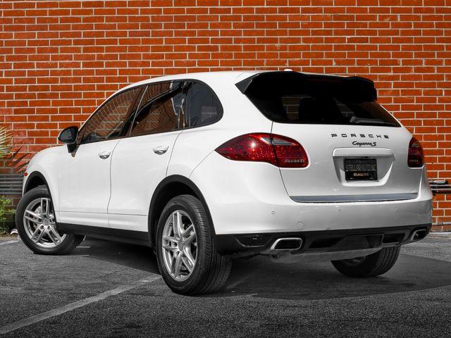 2011 Porsche Cayenne S Burbank, CA 6
