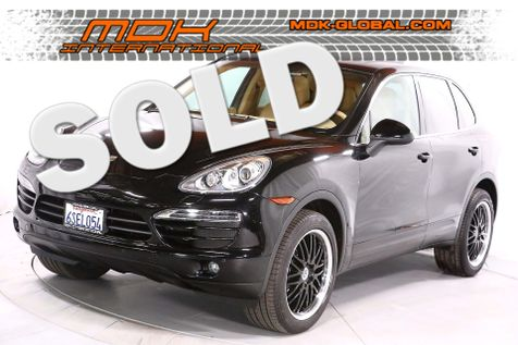 2011 Porsche Cayenne - V6 - Navigation - Panoramic roof in Los Angeles