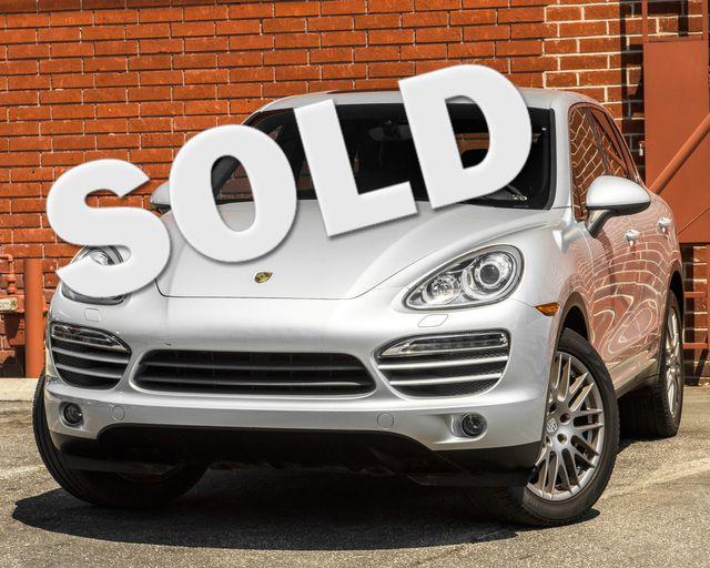 2011 Porsche Cayenne Burbank, CA