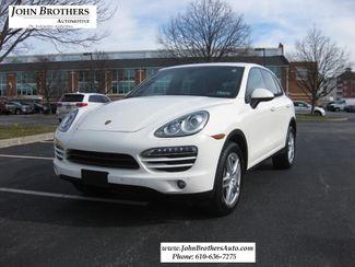 2011 Sold Porsche Cayenne Conshohocken, Pennsylvania