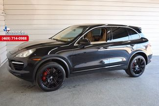 2011 Porsche Cayenne Turbo in McKinney Texas, 75070