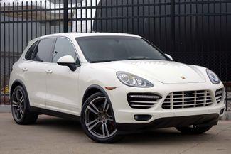 2011 Porsche Cayenne Turbo Turbo*AWD*Nav*BU Cam*Sunroof*Only 66K Mi* EZ Fin** | Plano, TX | Carrick's Autos in Plano TX