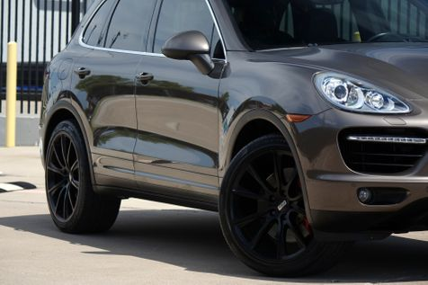 2011 Porsche Cayenne Turbo* AWD* Loaded* Ez Finance** | Plano, TX | Carrick's Autos in Plano, TX