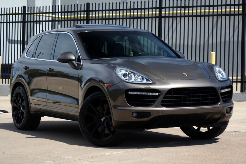 2011 Porsche Cayenne Turbo* AWD* Loaded* Ez Finance** | Plano, TX | Carrick's Autos in Plano TX