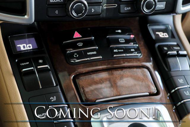 "2011 Porsche Cayenne S AWD Luxury-Sport SUV w/Navigation, Heated Seats/Steering Wheel, Bose Audio & 21"" Rims in Eau Claire, Wisconsin 54703"