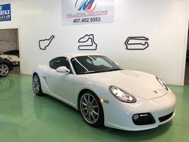 2011 Porsche Cayman S Longwood, FL 33