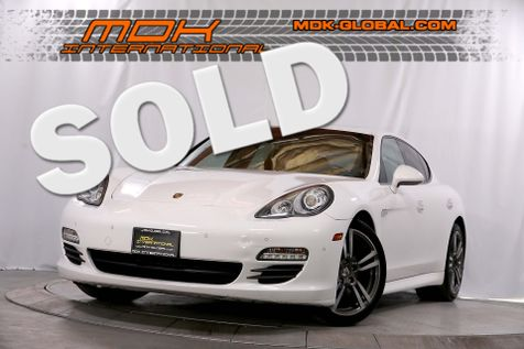 2011 Porsche Panamera - Navigation - Heated / Cooled seats - 20