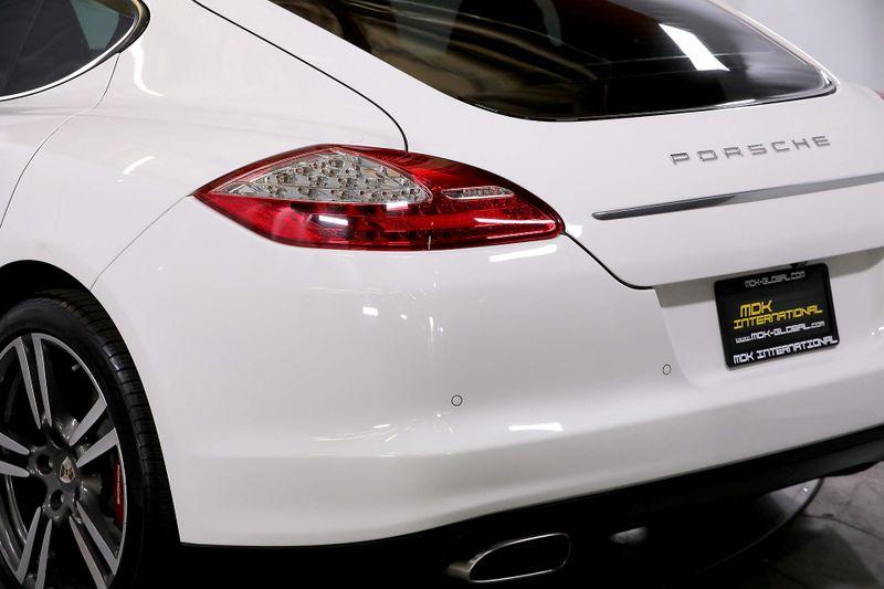 2011 Porsche Panamera - Navigation - Heated  Cooled seats - 20 Wheels  city California  MDK International  in Los Angeles, California