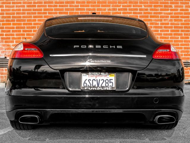 2011 Porsche Panamera Burbank, CA 6